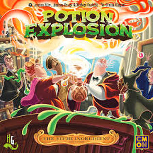 Potion Explosion: The Fifth Ingredient (ENG)