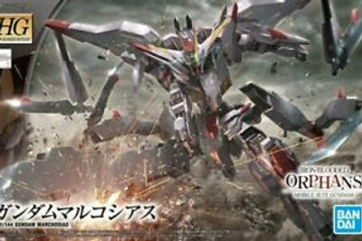 Gundam Marchiosias - Iron Blooded Orphans - Gunpla