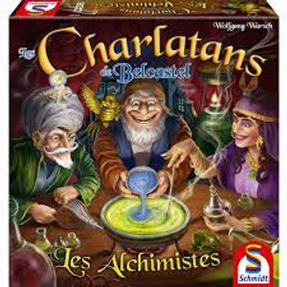 Les Charlatans de Belcastel - Les Alchimistes (FR)