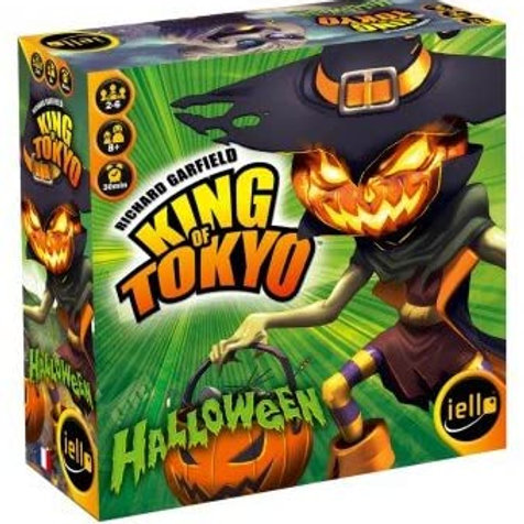 King of Tokyo Halloween (Extension FR)