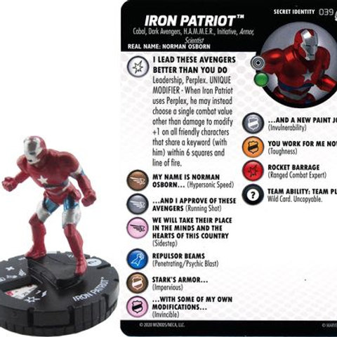 Iron Patriot #039
