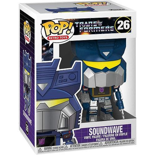 Soundwave  - Funko Pop 26 Transformer
