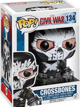 Crossbone  - Funko Pop 134 Marvel Captain America Civil War