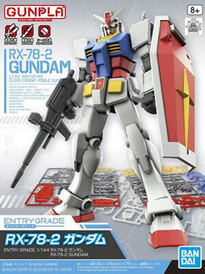 RX-78-2 Gundam - Gunpla