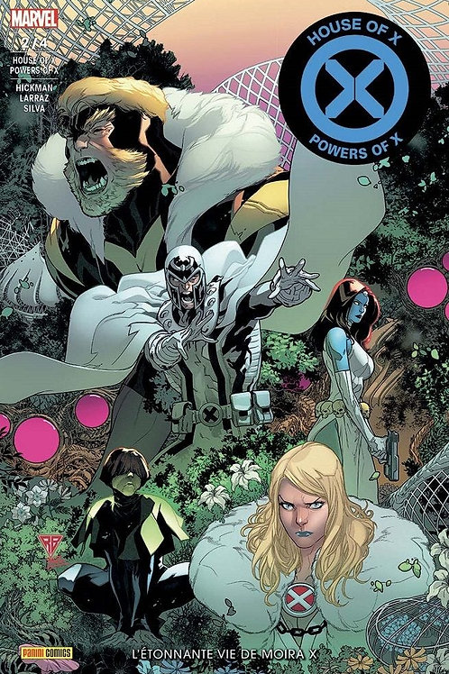 House of X / Power Of X - Tome 2