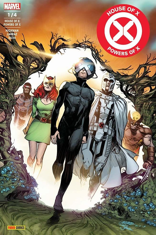 House of X / Power Of X - Tome 1