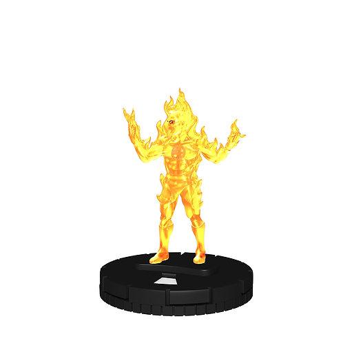 Human Torch Rare 035- Fantastic Four