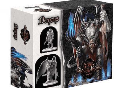 Black Rose War Demons
