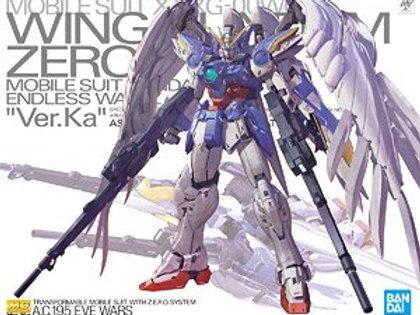 Wing Zero - Master Grade- Gunpla