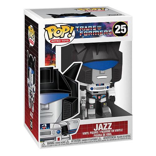 Jazz - Funko Pop 25 Transformer
