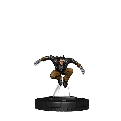 Wolverine Super Rare 054- Fantastic Four