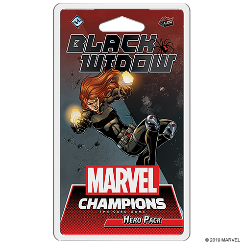 Marvel Champions - Black Widow ENG