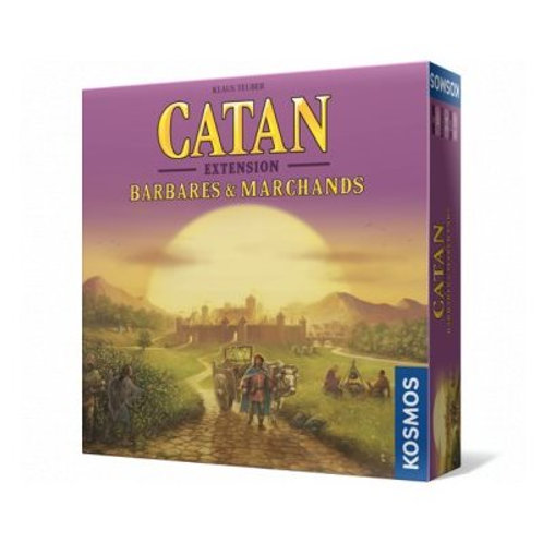 Catan - Barbare et Marchand - Extension
