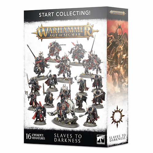 Start Collecting - Slaves to Darkness