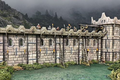 City Wall - Battle Systems