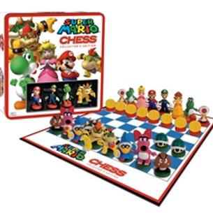 Super Mario - Chess - Jeu D'Échec