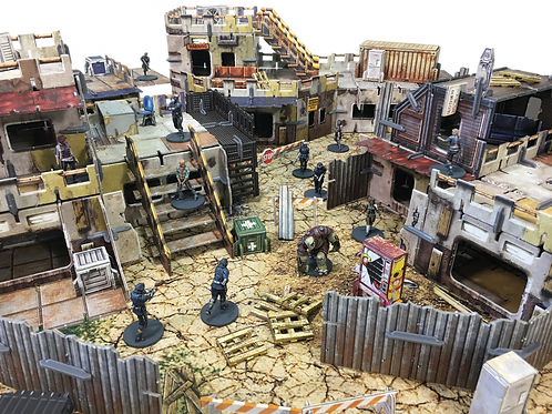 Shanty Town Core Set - Battle Systems