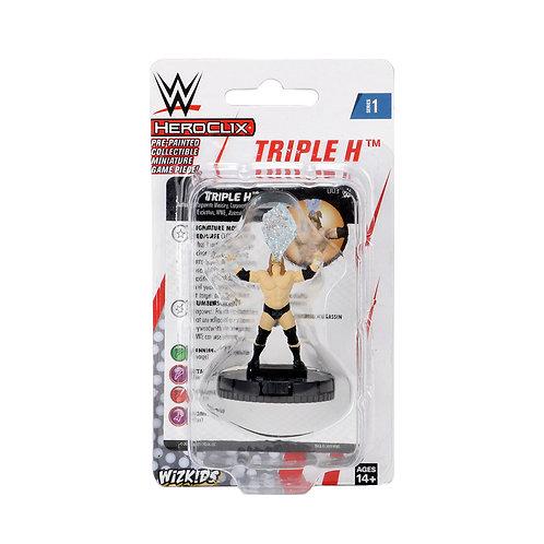 Triple H Heroclix WWE