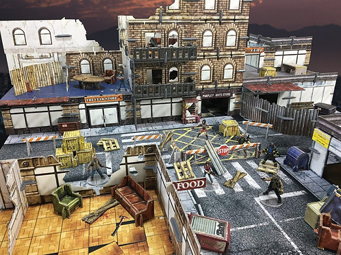 City Block Core Set - Battle Systems