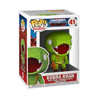 Kobra Khan - Funko Pop 41 Master Of The Universe