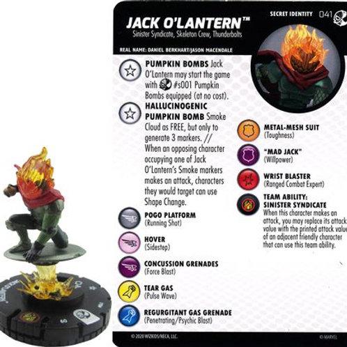 Jack O'Lantern #041