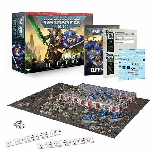 Warhammer 40k Starter Set Elite Edition
