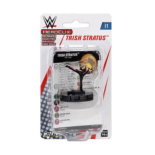 Trish Stratus  - Heroclix WWE