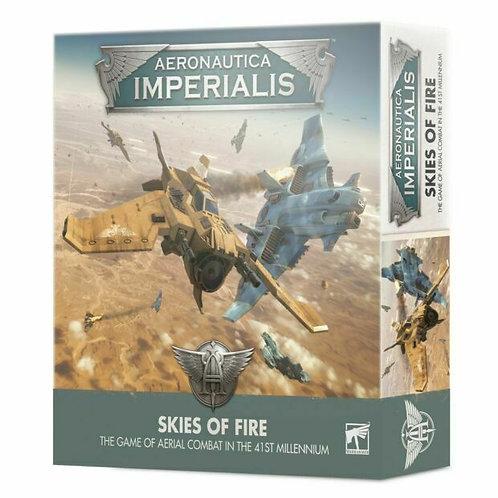Skies of fire - Aeronautica Imperialis Box Game