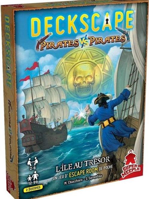 Pirates vs Pirate - Deckscape