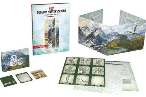 D&D Dungeon Master's Screen - Wilderness Kit