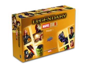 Marvel Legendary: Marvel Cinematic Universe 10th Anniversary