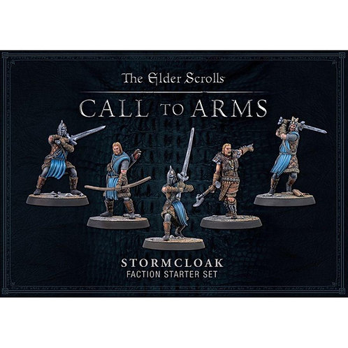 The Elder Scroll, Call to Arms Plastic Stormcloak Faction Starter Set