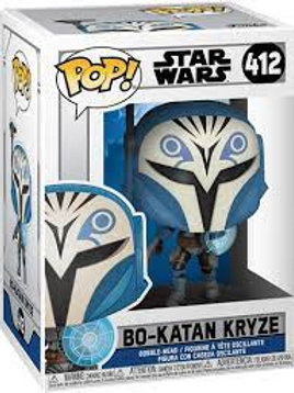Bo-Katan Kryze - Funko Pop 412 Star Wars