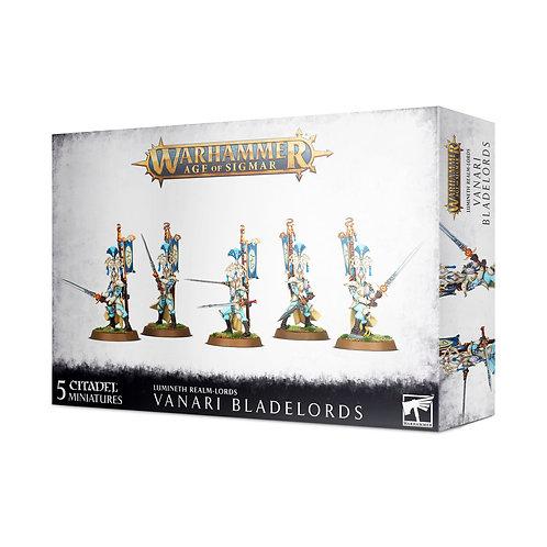 Vanari Bladelords - Lumineth Realm-Lords