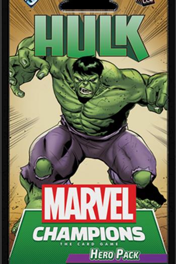 Marvel Champions - Hulk ENG