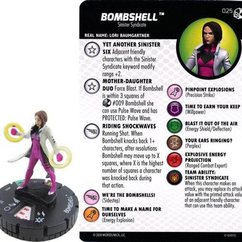 Bomshell #025