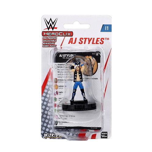 AJ Style  Heroclix WWE