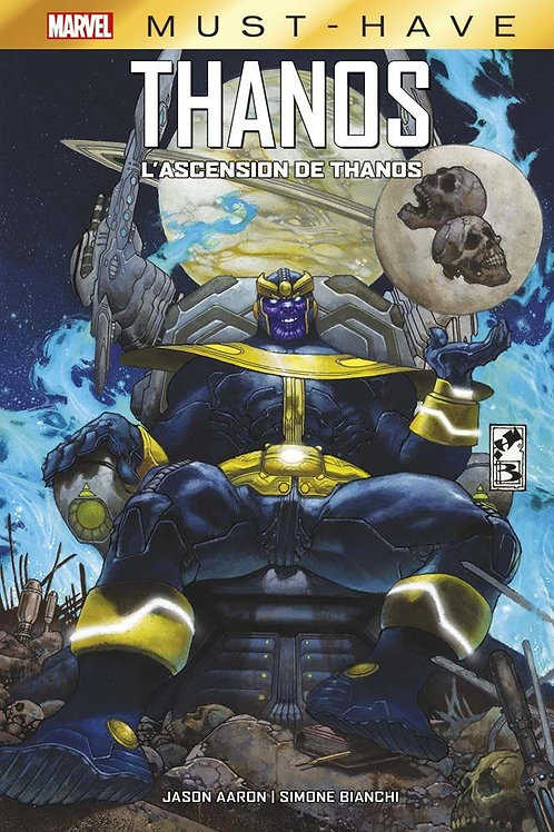 Thanos - L'ascension de Thanos- Marvel Must-Have - Hard Cover