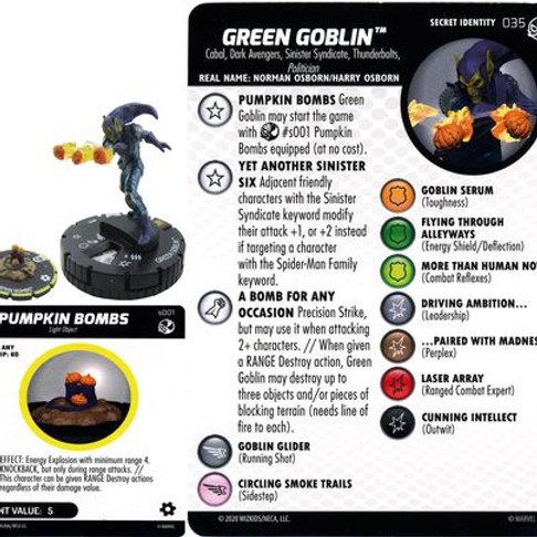 Green Goblin #035
