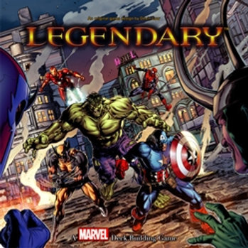Marvel: Legendary