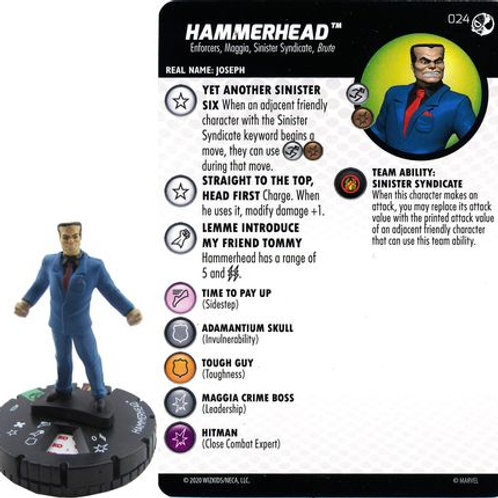 Hammerhead #024