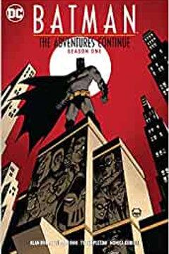 Batman The Adventures Continues- Trade Paperback