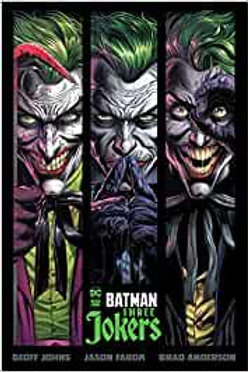 Batman: Three Jokers - Hardcover
