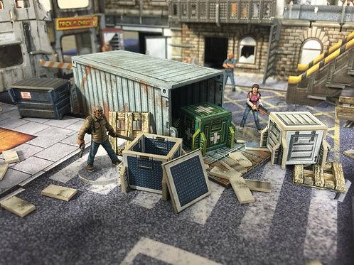 Urban Street Accessories 1- Battle Systems