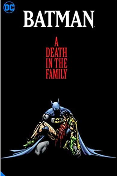 Death In The Family Deluxe Edition - Hard Cover