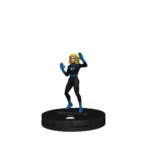 Invisible Woman Rare 043- Fantastic Four