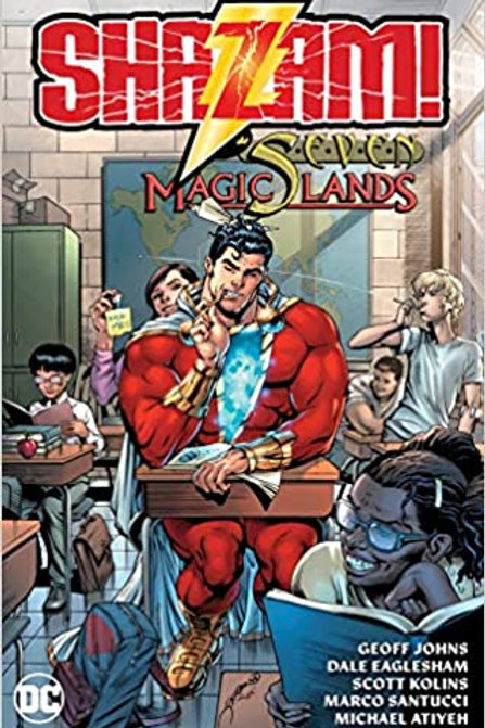 Shazam And The Seven Magic Lands - Trade Paperback