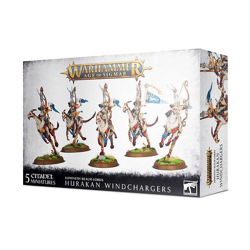 Hurakan Windchargers - Lumineth Realm-Lords