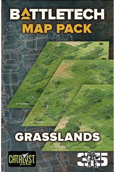 Battletech - Map Pack