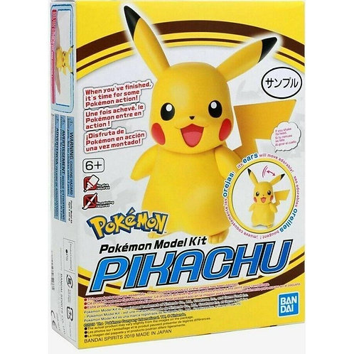 Pikachu - Pokepla